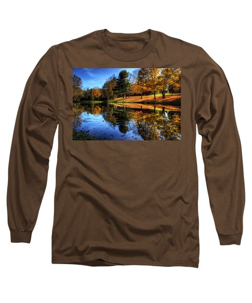 Reflection Of Northeast Ohio Fall Long Sleeve T-Shirt