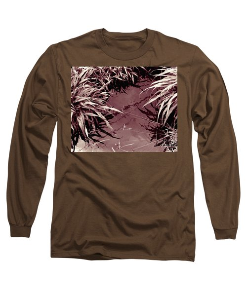 Reflections 2 Long Sleeve T-Shirt by Mukta Gupta