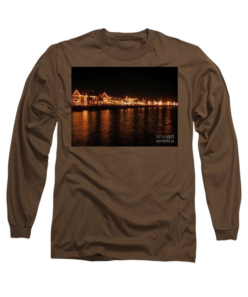 Reflections In The Bay Long Sleeve T-Shirt