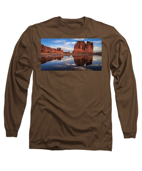 Reflections Of Organ Long Sleeve T-Shirt