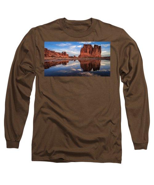 Reflections Of Organ Long Sleeve T-Shirt