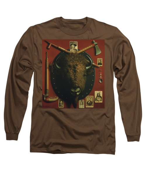 Relics Of The Past Long Sleeve T-Shirt