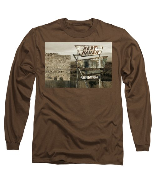 Remember The Mother Road Long Sleeve T-Shirt