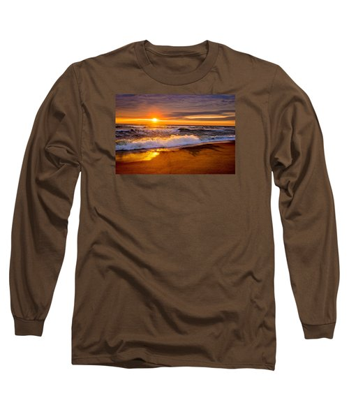 Return Engagement  Long Sleeve T-Shirt by John Harding