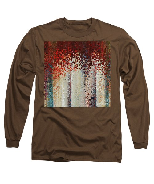 Revelation 1 7. Do You See Jesus In Your Clouds? Long Sleeve T-Shirt