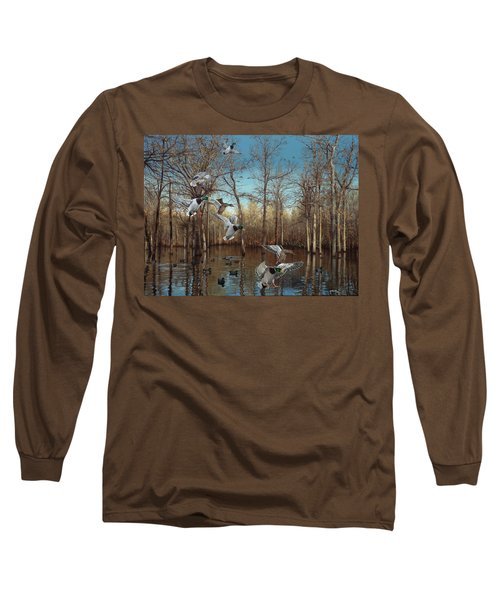 Reydel Hole Long Sleeve T-Shirt