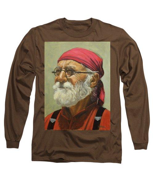 Rickabod At High Noon Long Sleeve T-Shirt