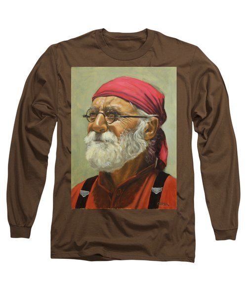 Rickabod At High Noon Long Sleeve T-Shirt