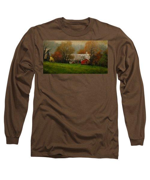 Ridgefield Farm Long Sleeve T-Shirt
