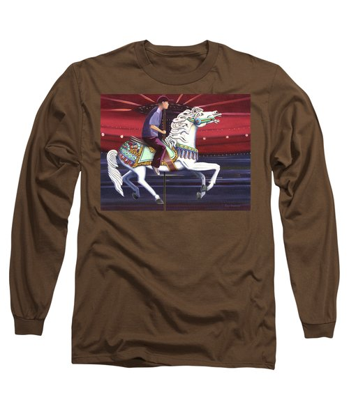 Riding The Carousel Long Sleeve T-Shirt