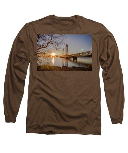 Rio Vista Morning Long Sleeve T-Shirt