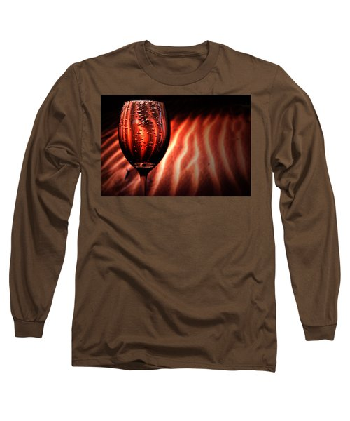 Ripples And Droplets Long Sleeve T-Shirt