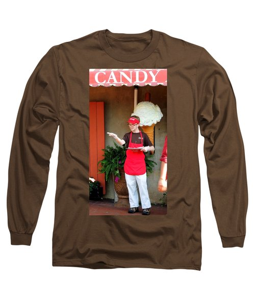 River Street Candy Man Long Sleeve T-Shirt