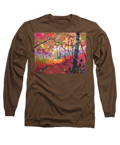 Road Not Taken Long Sleeve T-Shirt