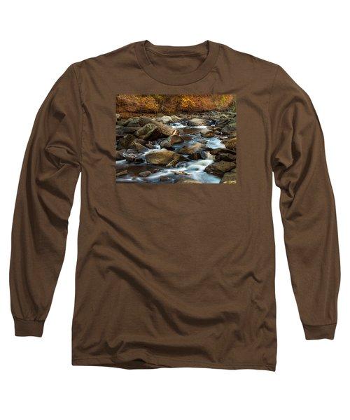 Rock Creek Long Sleeve T-Shirt by Ed Clark