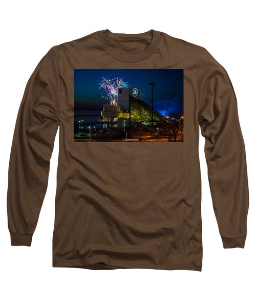 Rocking Fireworks Long Sleeve T-Shirt