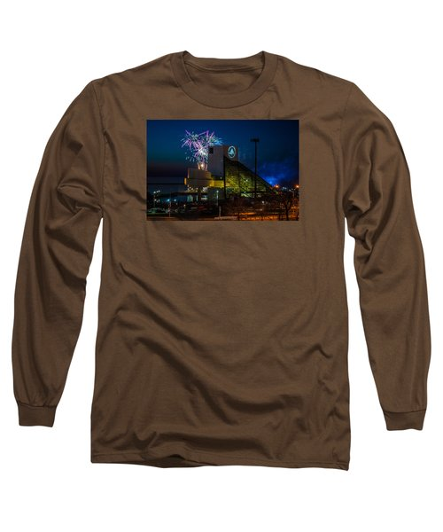 Rocking Fireworks Long Sleeve T-Shirt