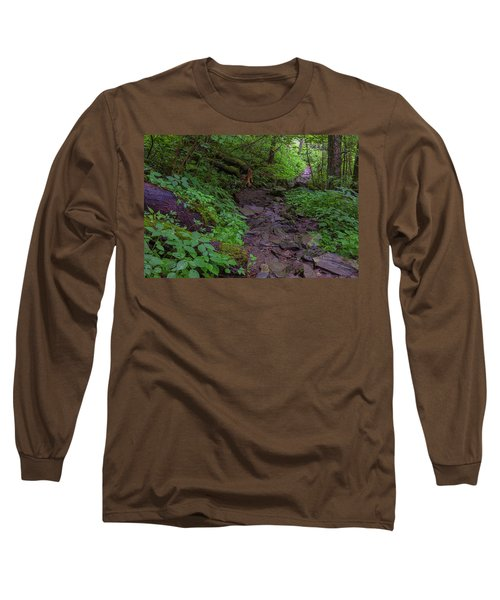 Rocky Path Long Sleeve T-Shirt