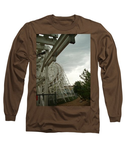 Roller Coaster 5 Long Sleeve T-Shirt