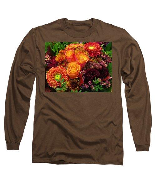 Romance Of Autumn Long Sleeve T-Shirt