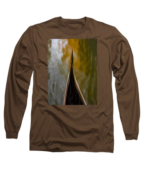 Romancing The Gondola Long Sleeve T-Shirt