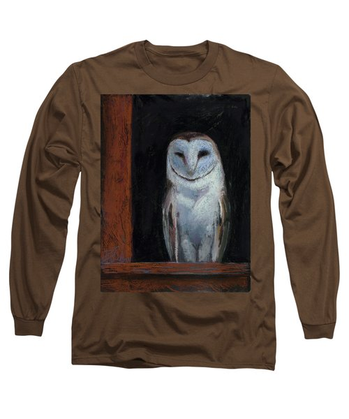 Room With A View Long Sleeve T-Shirt by Billie Colson