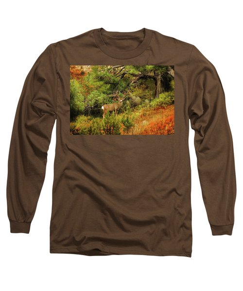Roosevelt Deer Long Sleeve T-Shirt