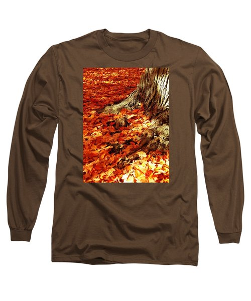 Rooted In New England Long Sleeve T-Shirt