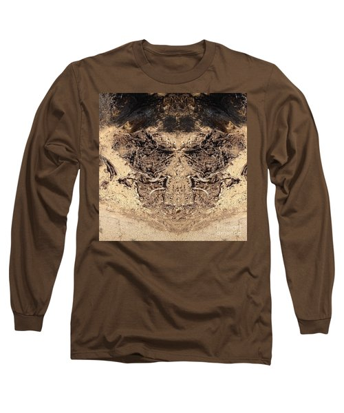 Long Sleeve T-Shirt featuring the photograph Roots by Nora Boghossian