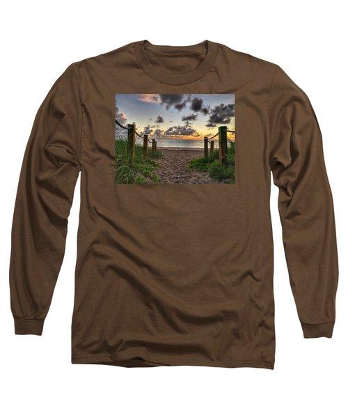Rope Walk Long Sleeve T-Shirt