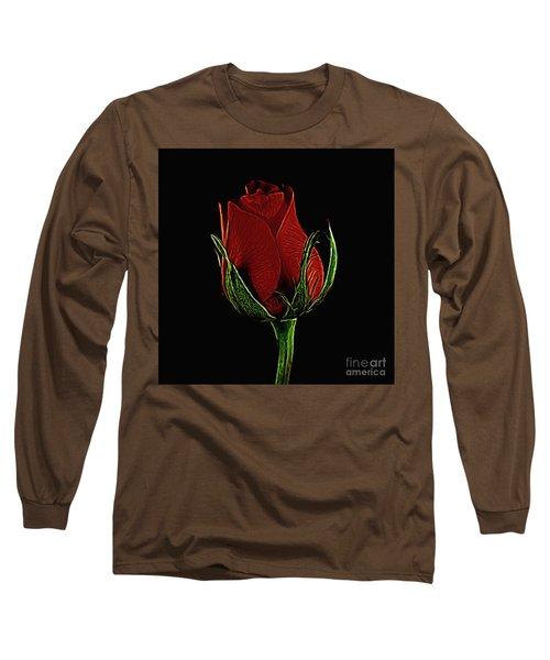 Rose 123 Long Sleeve T-Shirt