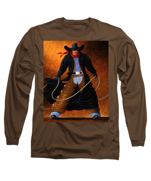 Rowdy Long Sleeve T-Shirt