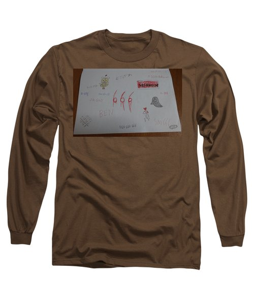 Rttcfghutcdtji8890yoj9 Long Sleeve T-Shirt