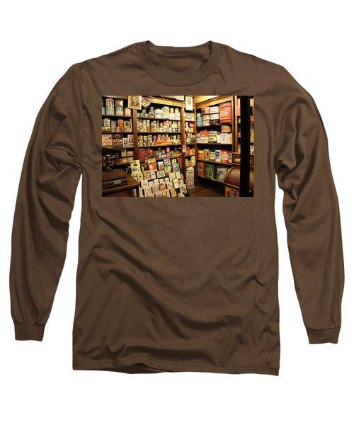 Ruddy's 1930 General Store Long Sleeve T-Shirt