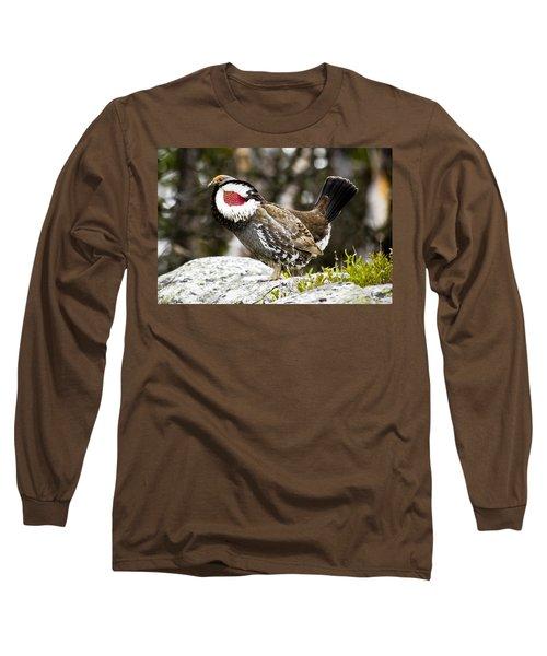 Ruffled Grouse II Long Sleeve T-Shirt