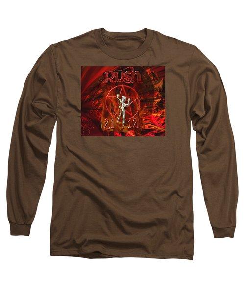 Rush 2112 Long Sleeve T-Shirt
