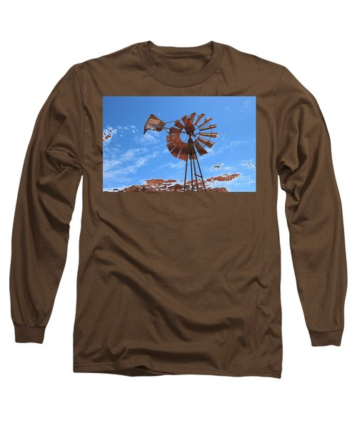 Rust Age Long Sleeve T-Shirt