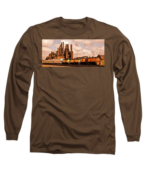 Rust In Peace Long Sleeve T-Shirt