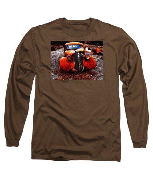 Rust In Peace Long Sleeve T-Shirt by Sadie Reneau