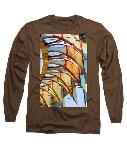 Rust Pavilion World's Fair 1964 Ny Long Sleeve T-Shirt