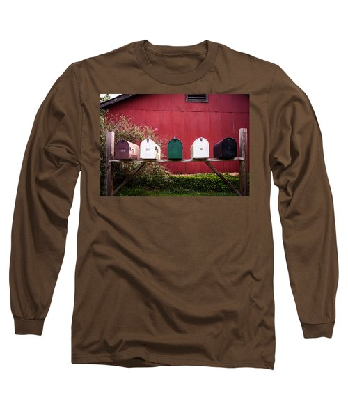 Rustic Beauty Long Sleeve T-Shirt by Parker Cunningham