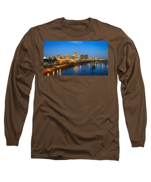Rva Night Long Sleeve T-Shirt