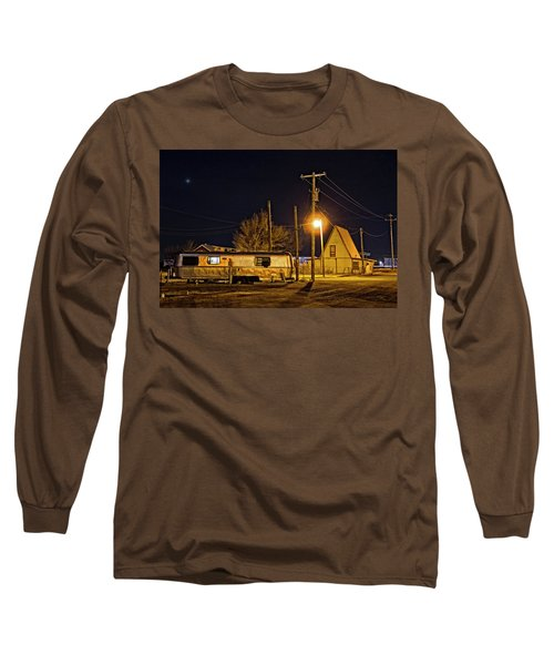 Rving Route 66 Long Sleeve T-Shirt