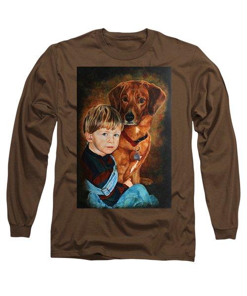 Ryan And Moses Long Sleeve T-Shirt