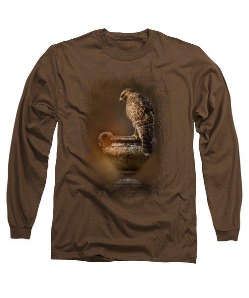 Sacred Moment Long Sleeve T-Shirt by Jai Johnson