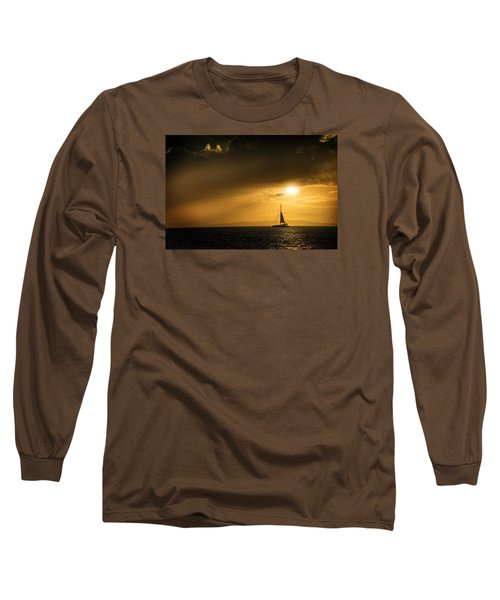 Sail Away Maui Long Sleeve T-Shirt
