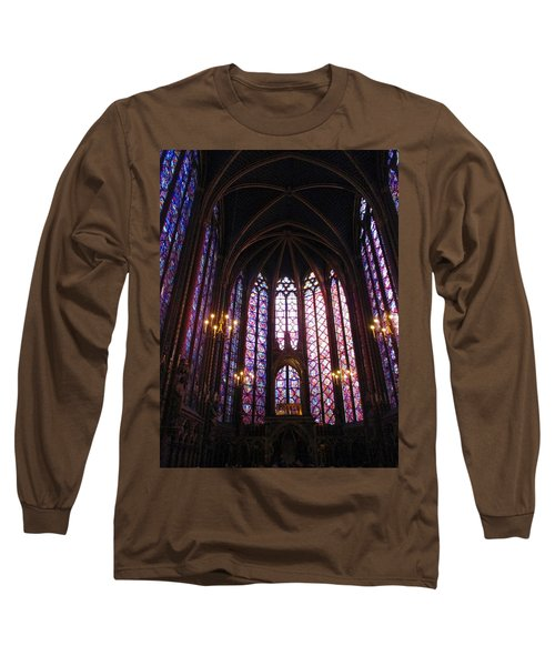 Sainte-chapelle Long Sleeve T-Shirt