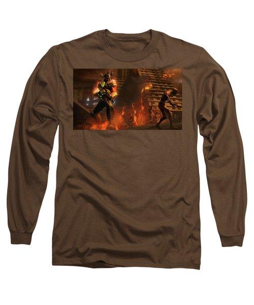 Saints Row Iv Re-elected Long Sleeve T-Shirt