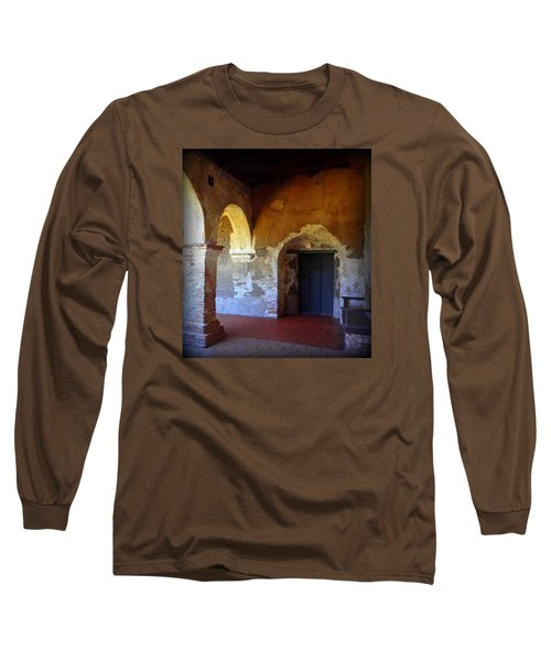 San Juan Capistrano Mission Long Sleeve T-Shirt