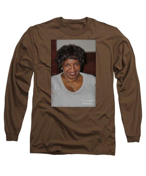 Sanderson - 4535.2 Long Sleeve T-Shirt by Joe Finney